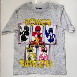 Vintage 1994 Power Rangers Tee